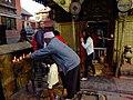2015-03-08 Swayambhunath,Katmandu,Nepal,சுயம்புநாதர் கோயில்,スワヤンブナートDSCF4398.jpg