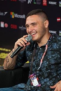 Nadav Guedj Israeli singer and actor