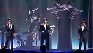 Il Volo - Eurovision 2015