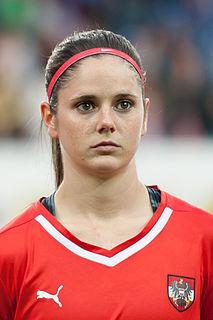 Sarah Zadrazil Austrian footballer