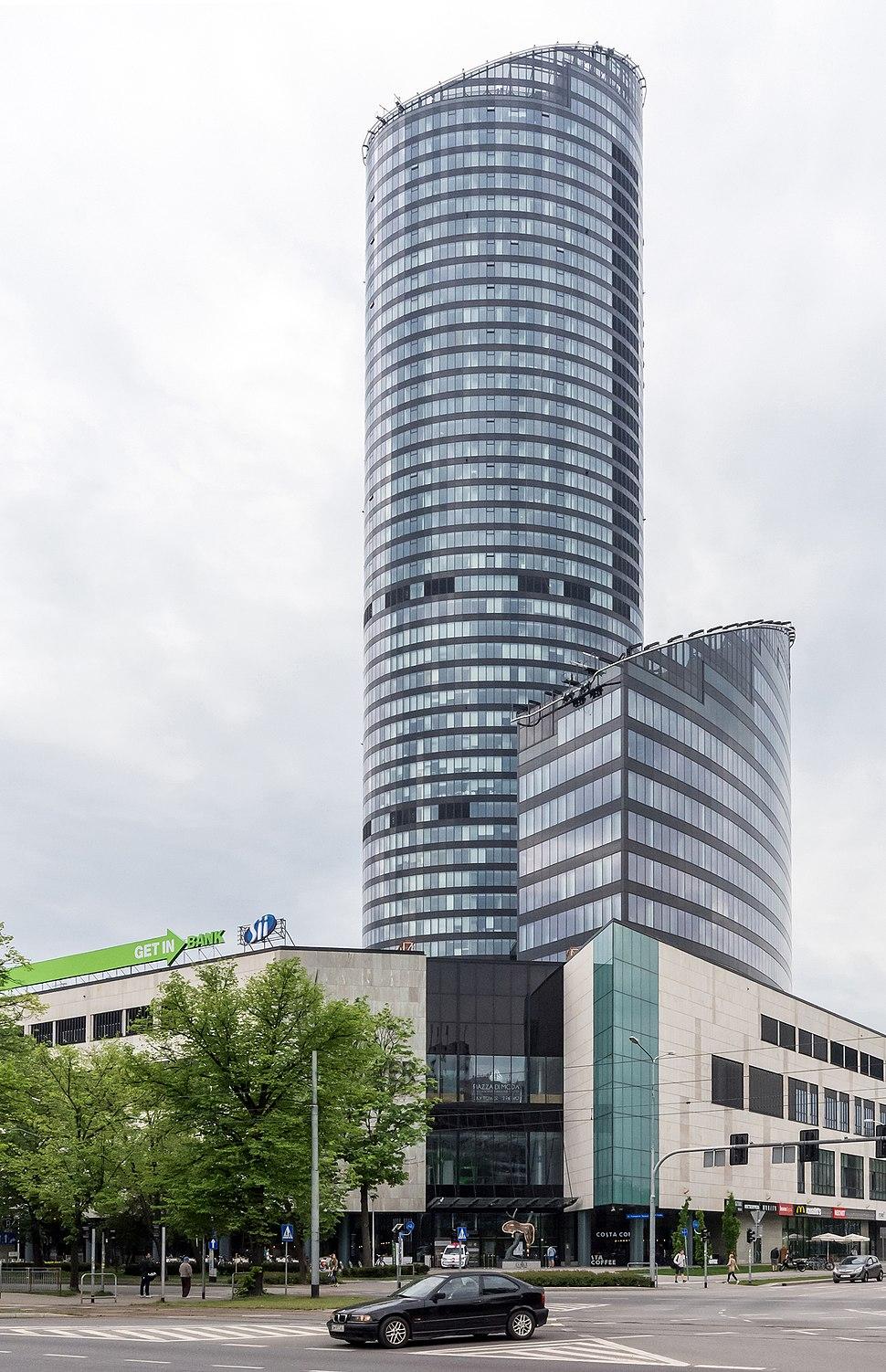 2015 Sky Tower we Wroc%C5%82awiu