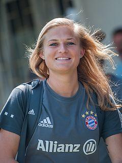 Carina Wenninger Austrian association football player