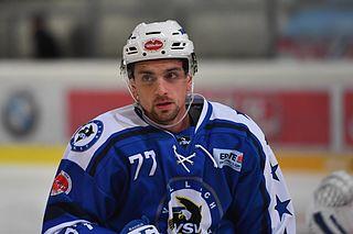 Florian Mühlstein austrian ice hockey player