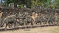 2016 Angkor, Angkor Thom, Taras Słoni (21).jpg