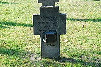 2017-09-28 GuentherZ Wien11 Zentralfriedhof Gruppe97 Soldatenfriedhof Wien (Zweiter Weltkrieg) (029).jpg