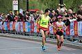 2017 London Marathon - Misato Michishita (2).jpg
