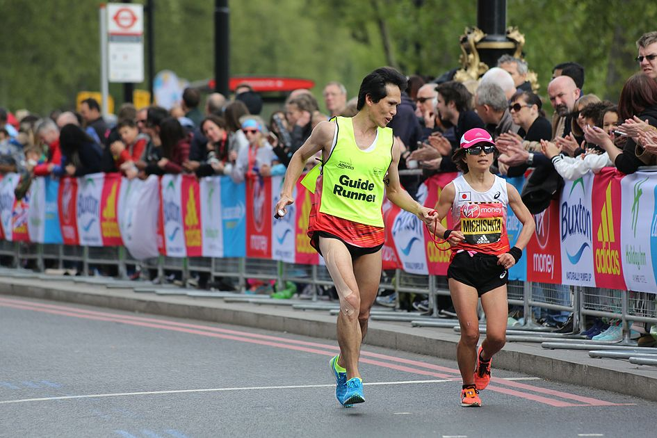 2017 London Marathon - Misato Michishita (2).jpg