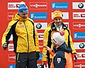 2018-11-24 Saturdays Victory Ceremonies at 2018-19 Luge World Cup in Igls by Sandro Halank–098.jpg