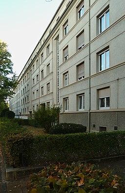 Wolfartsweierer Straße in Karlsruhe