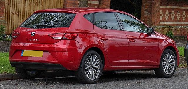 2018 SEAT Leon SE Dynamic Technology facelift 1.6 Rear