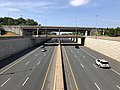 2019-09-08 11 31 53 View south along U.S. Route 29 (Lee Highway) from the overpass for Virginia State Route 608 (West Ox Road) in Fair Lakes, Fairfax County, Virginia.jpg