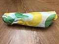 2019-10-19 19 31 20 A foot-long sandwich from Subway still in its wrapping paper in the Franklin Farm section of Oak Hill, Fairfax County, Virginia.jpg