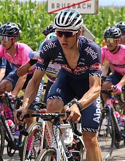 Niels Vandeputte Belgian cyclist