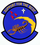 2108 Communications Sq emblem.png