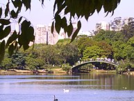 2560x1920 Bridge over Lake Parque do Ibirapuera sao paulo brasil.jpg