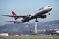 269av - Lauda Air Boeing 767-3Z9ER, OE-LAE@ZRH,20.12.2003 - Flickr - Aero Icarus.jpg