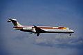 294ch - IBERIA MD-87, EC-EXF@ZRH,15.05.2004 - Flickr - Aero Icarus.jpg