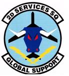 2 Services Sq emblem.png