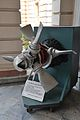 3-Blade Coaxial Contra-rotating Propeller - Birla Industrial & Technological Museum - Kolkata 2012-01-11 7921.JPG