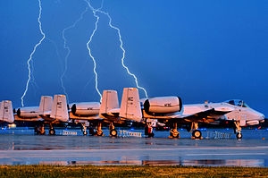 303d Fighter Squadron - 303d Fighter Squadron A-10 Thunderbolts