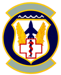 33 Medical Service Sq emblem.png