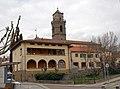 35 Campanar de Santa Maria (l'Esquirol).JPG