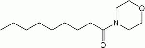 4-Nonanoylmorpholine - Image: 4 nonanoylmorpholine