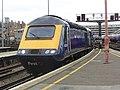 43086 approaches Waterloo (16939962749).jpg