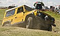 4X4 on gentle off road course at Steam Rally event, Somerset. (2700634071).jpg