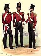 53rd Foot uniform