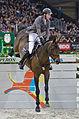 54eme CHI de Genève - 20141213 - Prix Credit Suisse - Ludger Beerbaum et Chaman 4.jpg