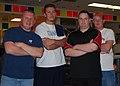 57th Component Maintenance Squadron Bowling Team (3347817067).jpg