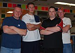 57th Component Maintenance Squadron Bowling Team (3347817067).jpg