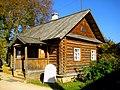 661. Mikhailovskoye. House of the manager M.I. Kalashnikov.jpg