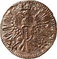 6 Pfennige, Landesdenkmalamt Berlin, Ausgrabung U5, 1157 – 2469, Rückseite.jpg