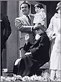 70-ste verjaardag Koningin Juliana Defilé Soestdijk Prinses Christina op een s, Bestanddeelnr 006-0566.jpg