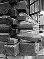 709519 podkarpackie gm Przeworsk Przeworsk skansen dom tkacki z kużnią 6Fk.jpg