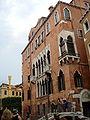 7221 - Venezia - Palazzo Priuli all'Osmarin (sec. XIV) - Foto Giovanni Dall'Orto, 15-Aug-2008.jpg