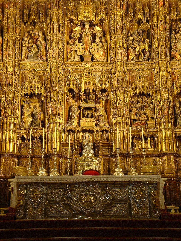 9524603769 da5f5325b1 o catedral sevilla