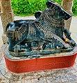 9th to 13th century temple parts and artwork, Kolanupaka museum, Telangana India - 02.jpg