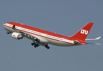 LTU International - LTU Airbus A330-200