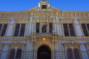 Storey County, Nevada - Image: A491, Virginia City, Nevada, USA, Storey County Courthouse, 2016