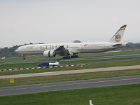A6-ETA - B77W - Etihad Airways