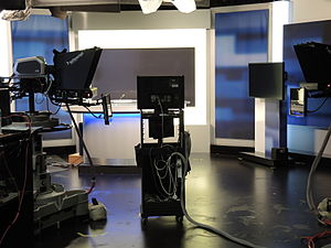 ABW (TV station) - News studio