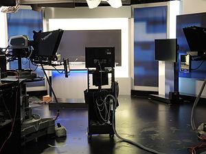 ABW (TV station) - News studio