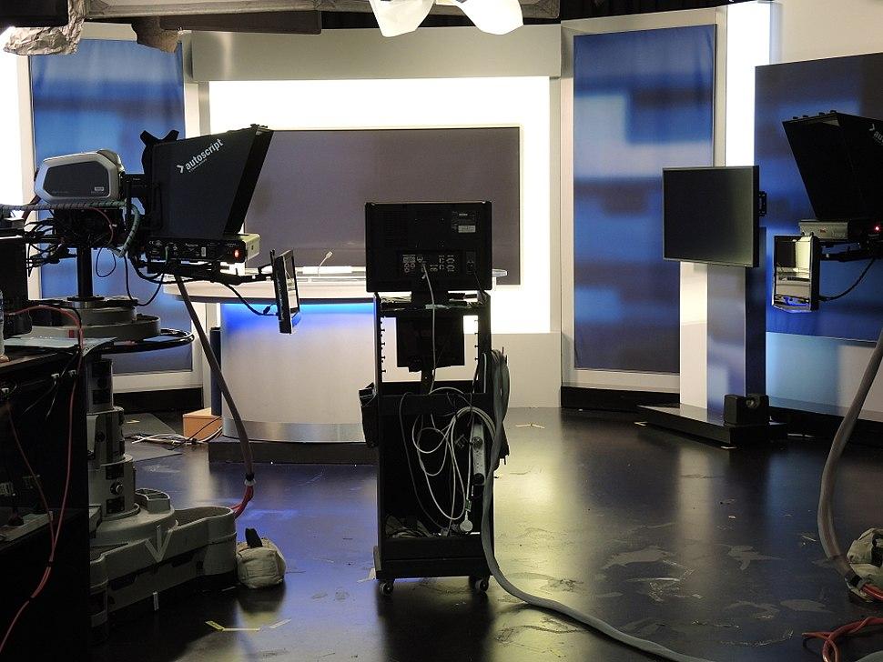 ABC Perth - News studio (2) (E37@OpenHousePerth2014)