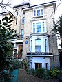 ALGERNON CHARLES SWINBURNE and THEODORE WATTS-DUNTON - 11 Putney Hill Putney London SW15 6BA.jpg