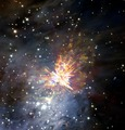 ALMA views a stellar explosion in Orion - eso1711a.tif