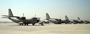 ANA C-27s at Kabul-cropped