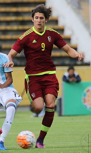 Ronaldo Peña - Image: ARGENTINA VS VENEZUELA SUB 20 1 (cropped)